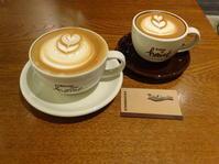 Neighborhood and Coffee@二子玉で美味しいラテ - *のんびりLife*