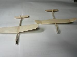 飛びすぎるグライダー - 電子工作やってみたよ