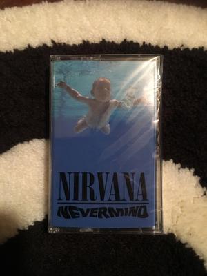 """Nirvana """"Nevermind"""" カセット - ◆◇◆◇◆◇◆◇◆◇"""