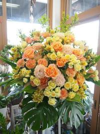 【ゴールデンウィーク】スタート! - ルーシュの花仕事