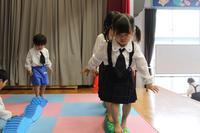 サーキット遊び(すみれ) - 慶応幼稚園ブログ【未来の子どもたちへ ~Dream Can Do!Reality Can Do!!~】