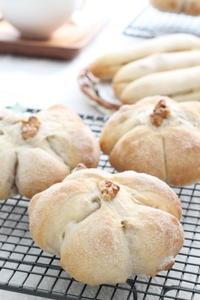 【レッスンレポ】BREAD LESSON4月 - パンとアイシングクッキー、マシュマロフォンダントの教室 launa
