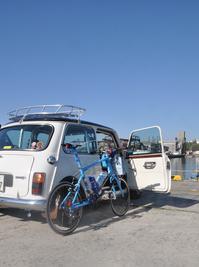 豊島サイクリング&サンセットクルージングツアー① - 非日常が日常になる…