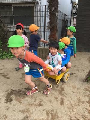 めろん 外遊び - 川崎ふたば幼稚園ブログ
