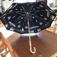 夜の日傘 - ひびののひび