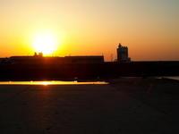 4.28 今日の夕景 なので - LGの散歩写真