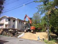 生駒山の家 進捗状況1 - 「木の家づくり」奈良の設計事務所FRONTdesign 女性建築士の設計ウェブログ
