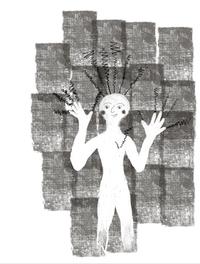 電気体 - 糸巻きパレットガーデン