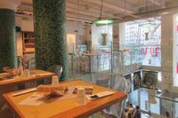 ミラノの台所Eatalyでカジュアルにお夕飯 - ビーズ・フェルト刺繍作家PieniSieniのブログ