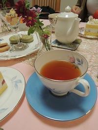 インド産の新茶をテイスティング - BEETON's Teapotのお茶会