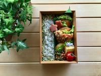 海鮮天ぷら弁当 - おうちのこと 備忘録