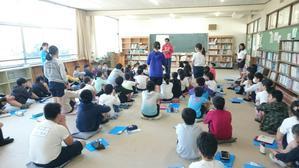 6年生リレーの選手紹介 - 城山通信