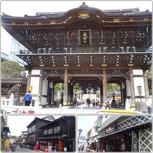 成田山でそば豆腐 - 気ままな食いしん坊日記2