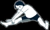 変形性膝関節症の運動療法 その1 ストレッチング1 - 横浜市南区弘明寺 原整形外科医院のブログ