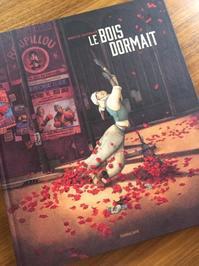 絵本『LE BOIS DORMAIT 』 - 海の古書店