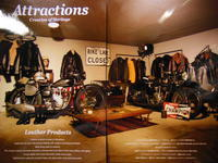 ATTRACTIONS 2017年4月新作スワッチ - ROCK-A-HULA Vintage Clothing Blog