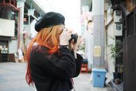 #dp2Q カメラ女子 - 関西ウォーカー自遊人 Trial
