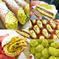 ピスタチオの街ブロンテに行ってきました!~ REIの料理教室@TOKIOのお知らせ【メニューがきまりました】 - La Tavola Siciliana  ~美味しい&幸せなシチリアの食卓~