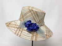 スクリーンの前で - 帽子工房 布布
