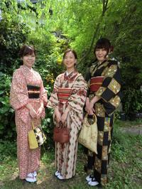 個性的に装って、嵐山を。 - 京都嵐山 着物レンタル&着付け「遊月」