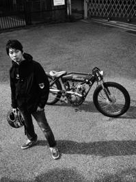 5COLORS「君はなんでそのバイクに乗ってるの?」#116 - 君はバイクに乗るだろう