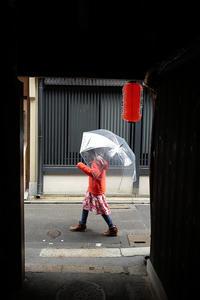 小雨降る先斗町 - Wayside Photos  ☆道端ふぉと☆