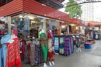 タイのナイトマーケット - bluecheese in Hakuba & NZ:白馬とNZでの暮らし