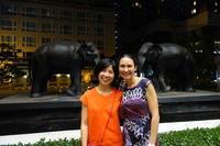 11年ぶりの友人に、タイの空港で会った - bluecheese in Hakuba & NZ:白馬とNZでの暮らし