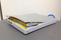 拾ったMacbook Pro (2006, 初代)(2) , サーバーへ - Mac使いの備忘録