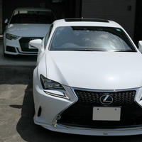 RC 200t F-SPORT & A3 Sportback - The Digital Photo Stage ~ LEXUS RC & Audi A3の備忘録と時々...工場萌えとDr.Yellow ~