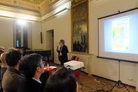 夜のペルージャ、村上春樹とイタリア村上マニアの火つけ人 - ペルージャ イタリア語・日本語教師 なおこのブログ - Fotoblog da Perugia