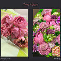 FLOWER #39 ボックスフラワー*アレンジメントのお助けツール - フォトジェニックな日々