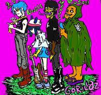 Gorillaz - 武内まさる