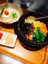 ランチは韓国料理☆ - Mi-Rinのおいしいもの日記