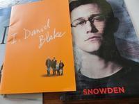 スノーデン&ダニエルブレイク - 風路のこぶちさわ日記