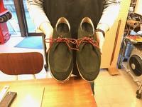 出来ました靴♪ - 手づくり靴 仄仄工房(ホノボノコウボウ)