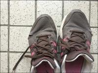 破れる靴 - あずきのばあばの、のんびり日記