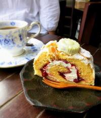 THE TERRACE SAKUMA/ザ・テラス サクマ * ツマガリのケーキ♡ - ぴきょログ~軽井沢でぐーたら生活~