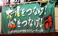 加賀市中学校春季バレーボール大会2017 - 酎ハイとわたし