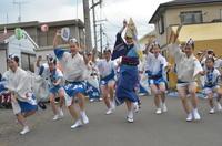 """瞬時の雨!!~本格阿波踊りも最後に雨直撃~ - """"阿波踊り"""" Awaodori_awa_danching-team's photo"""
