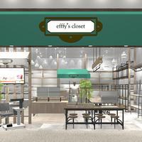 ◆革財布 革バッグ efffy からお知らせ◆エフィーズクローゼット西宮ガーデンズ店 4月28日(金)オープン - efffy news blog