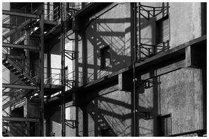 階段 - BobのCamera