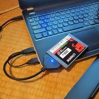HDD→SSDクローン - ちょんまげブログ