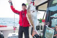 2017,04/29 鯛ラバ - 鯛ラバ遊漁船  Miyazaki Offshore Boat Game Marine Frog