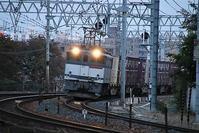 藤田八束の鉄道写真@貨物列車の写真・・・EF65の魅力に迫る - 藤田八束の日記