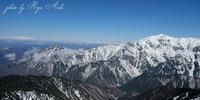 西に笠ヶ岳 - Ryu Aida's Photo