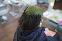 塗るだけヘナはしっかり時間を置きたい人用の自宅でシャンプーするスタイルのヘナメニューです(ハナヘナ) - 浜松市浜北区の美容室 SKYSCAPE(スカイスケープ) 店長の鶸田(ひわだ)のブログです