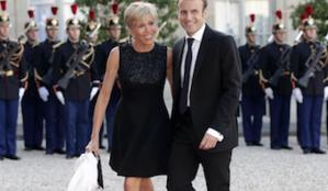 もしもエマニュエル・マクロンが大統領になったら En cas de victoire, le candidat d'Eemmanuel Macron - France33