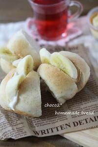 *りんご酵母 全粒粉ちぎりぱん* - ちょこちょこ*homemade Life