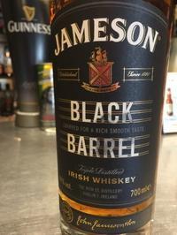 JEMESON BLACK BARREL入荷! - Brixton Naoki`s blog